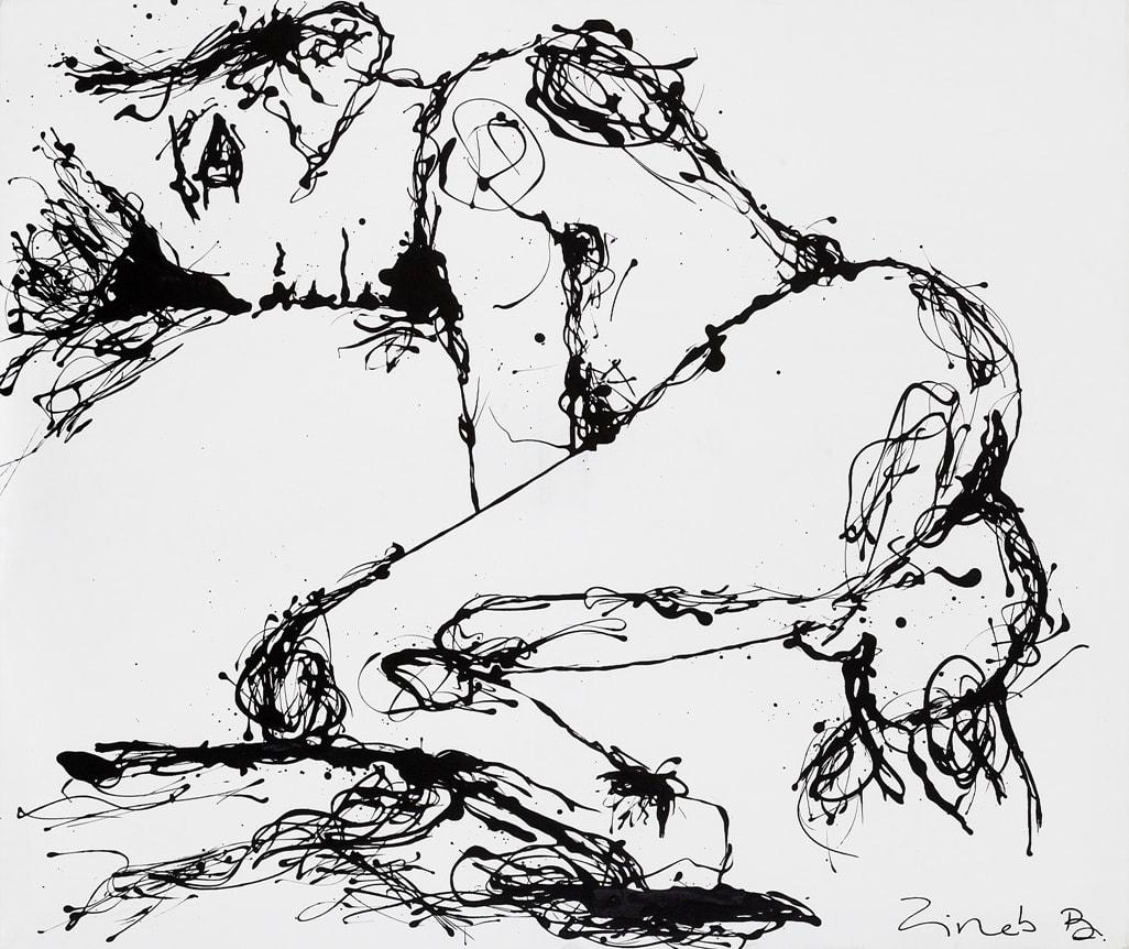 zineb bennis, Erotique, 2018