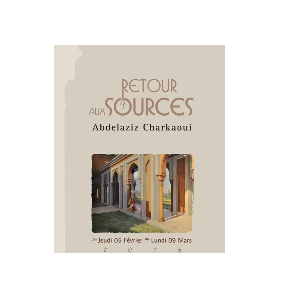 Catalogue Retour aux sources