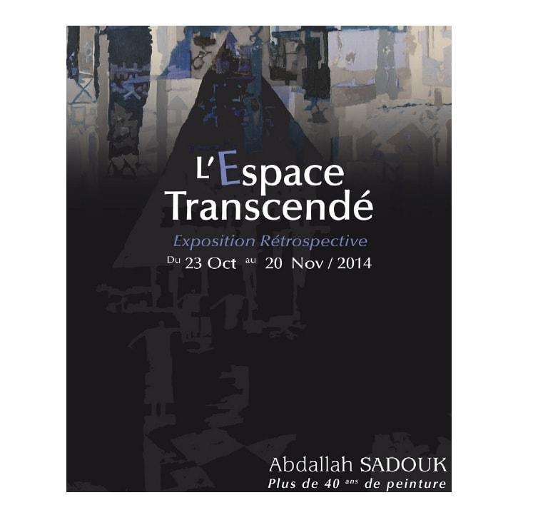 Catalogue L'espace Transcendé