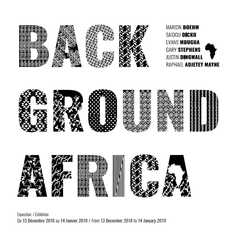 Catalogue BackGround Africa