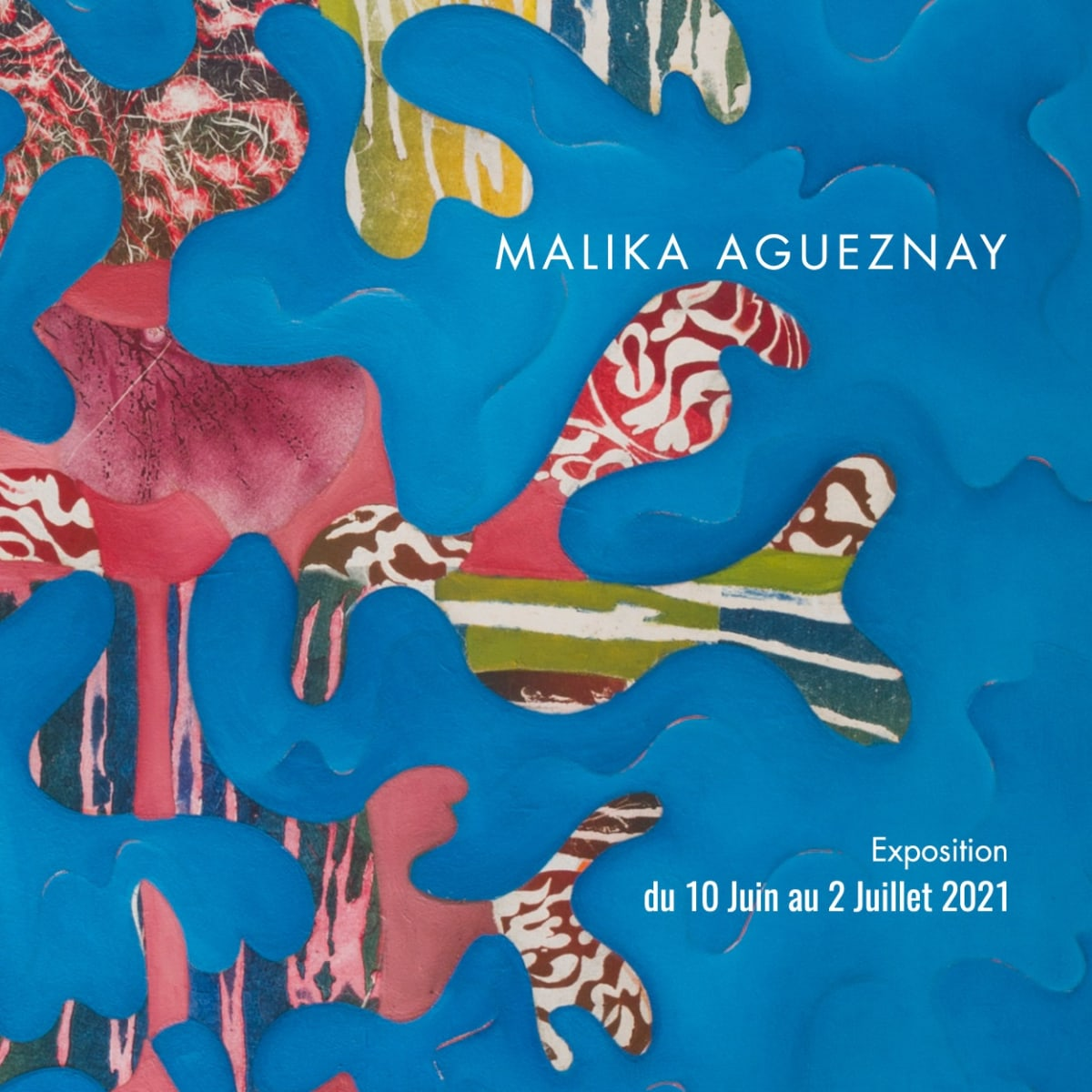Catalogue Malika Agueznay