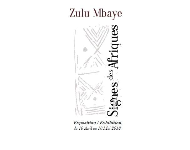 Catalogue Signes des Afriques