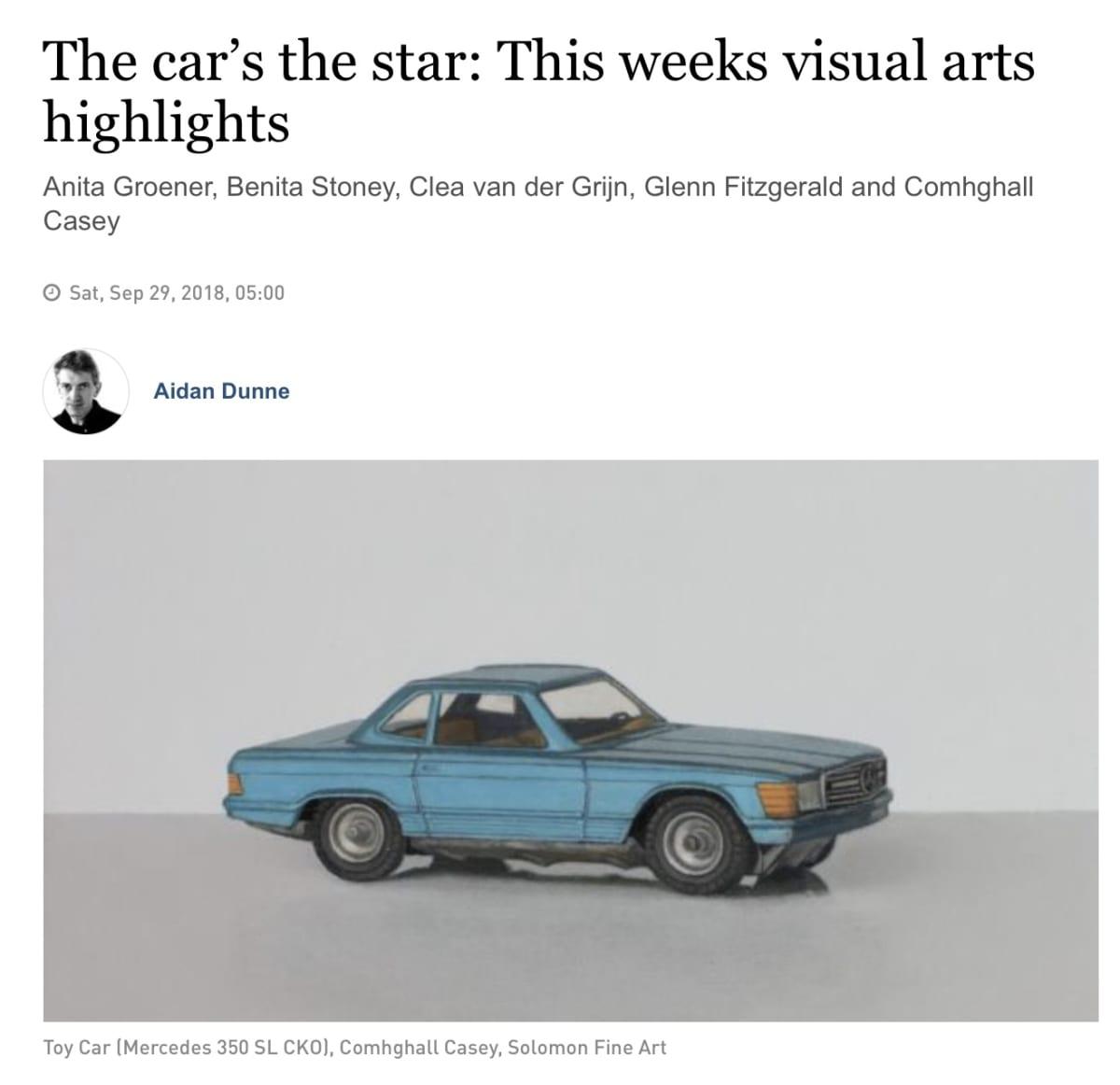 The Car's the Star