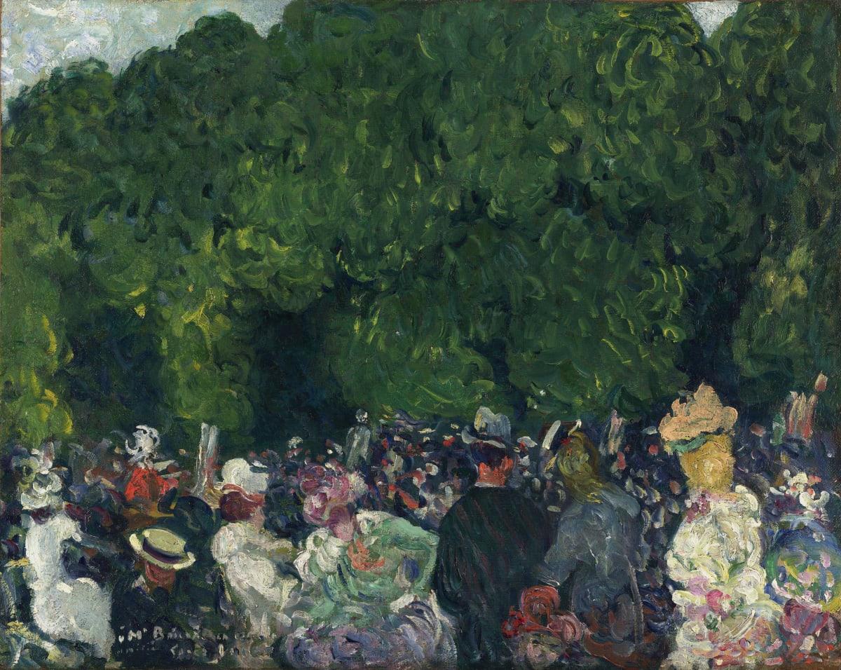 Louis Valtat, Les Champs Elysées, 1899