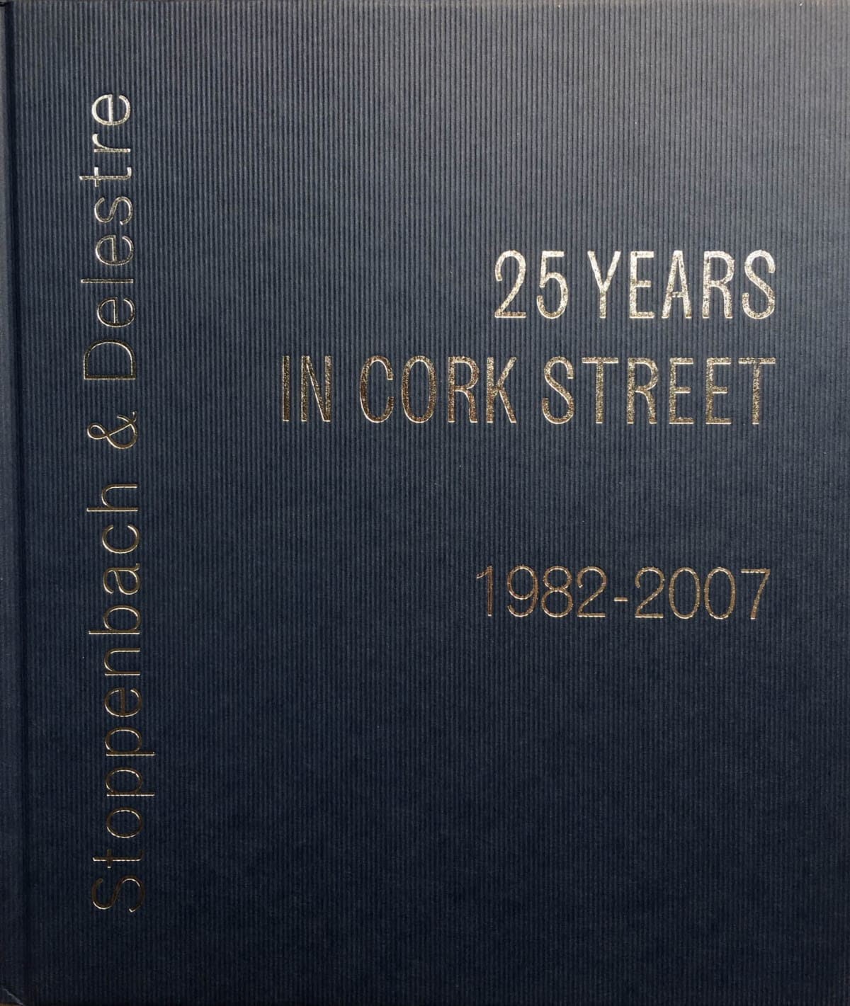 25 years in Cork Street
