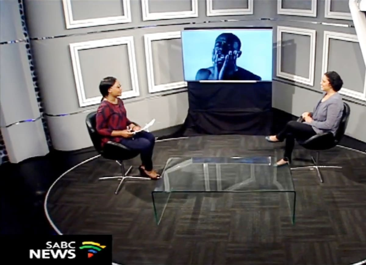 SABC News interview provides insight into the exhibition 'What is South Africa even? Vol 2'