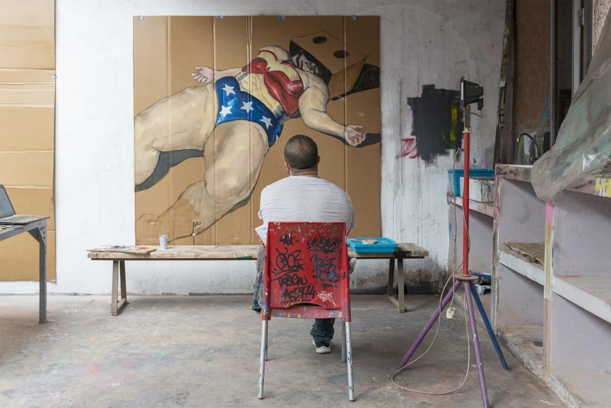 Plataforma de Arte Contemporáneo features Mohamed Saïd Chair