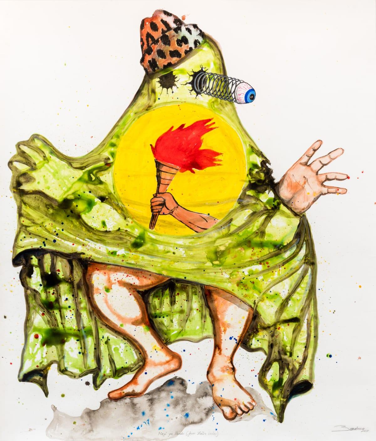 STEVE BANDOMA:  SUBVERSIVE BRICOLEUR