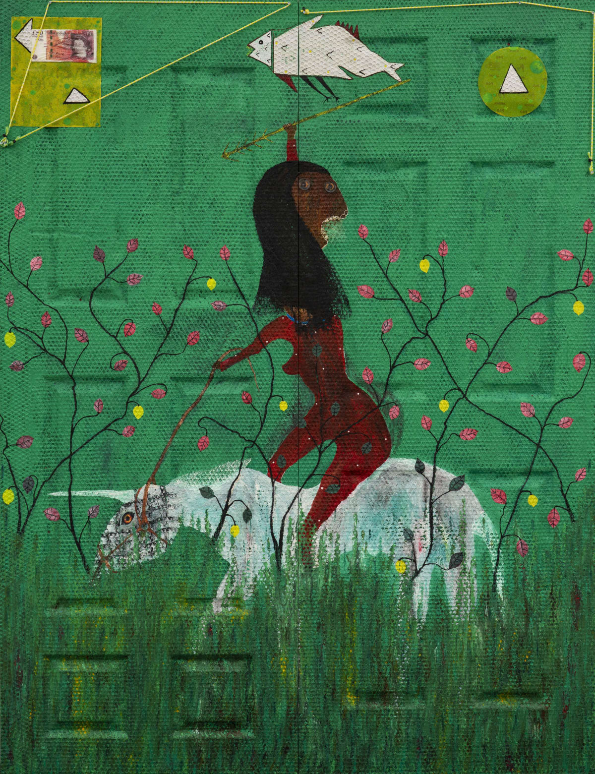 African art: young talents at Sotheby's and Bonhams exceed the estimates