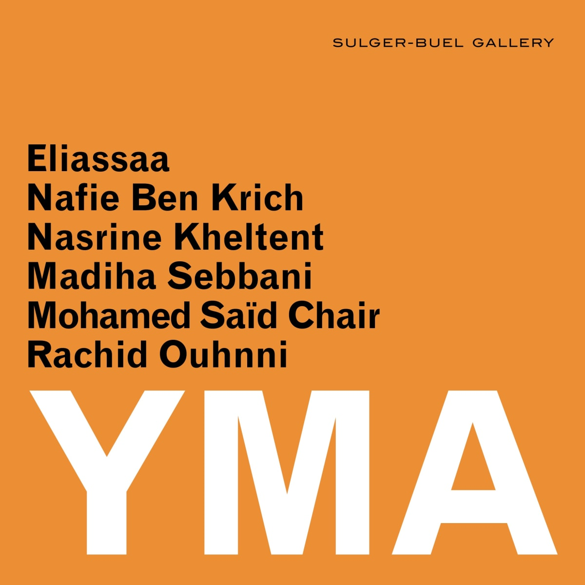 YMA (Young Moroccan Artists)