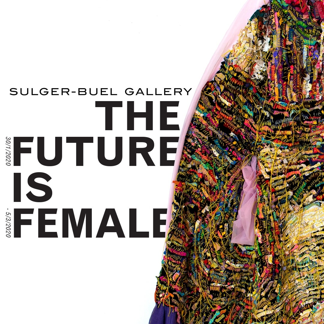 'The Future Is Female' Group Show