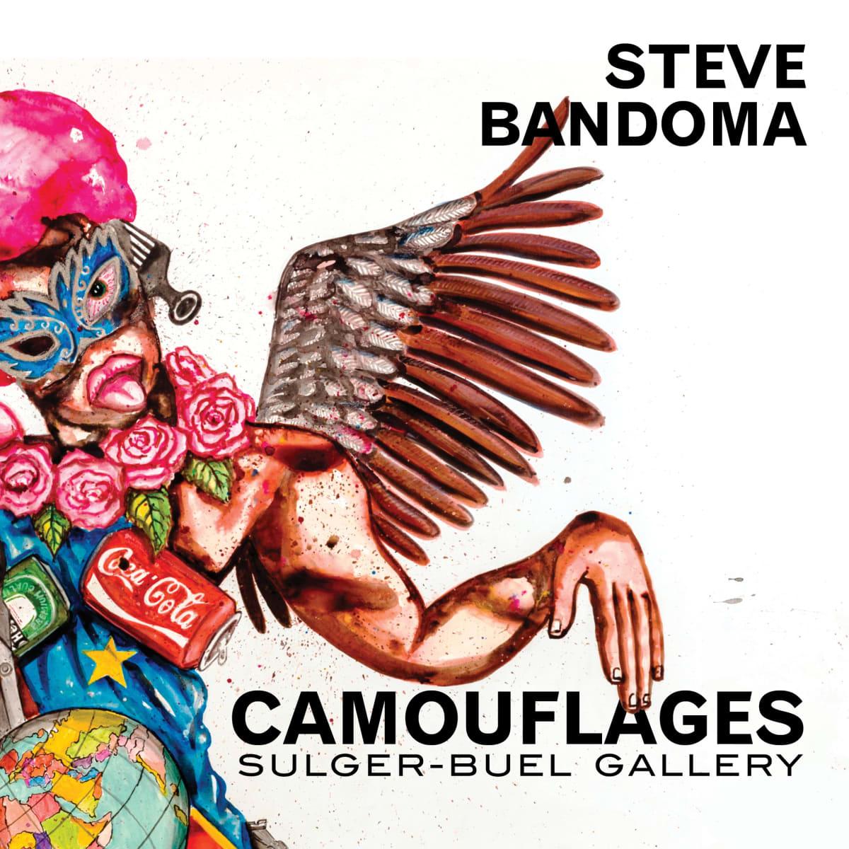 'CAMOUFLAGES' STEVE BANDOMA