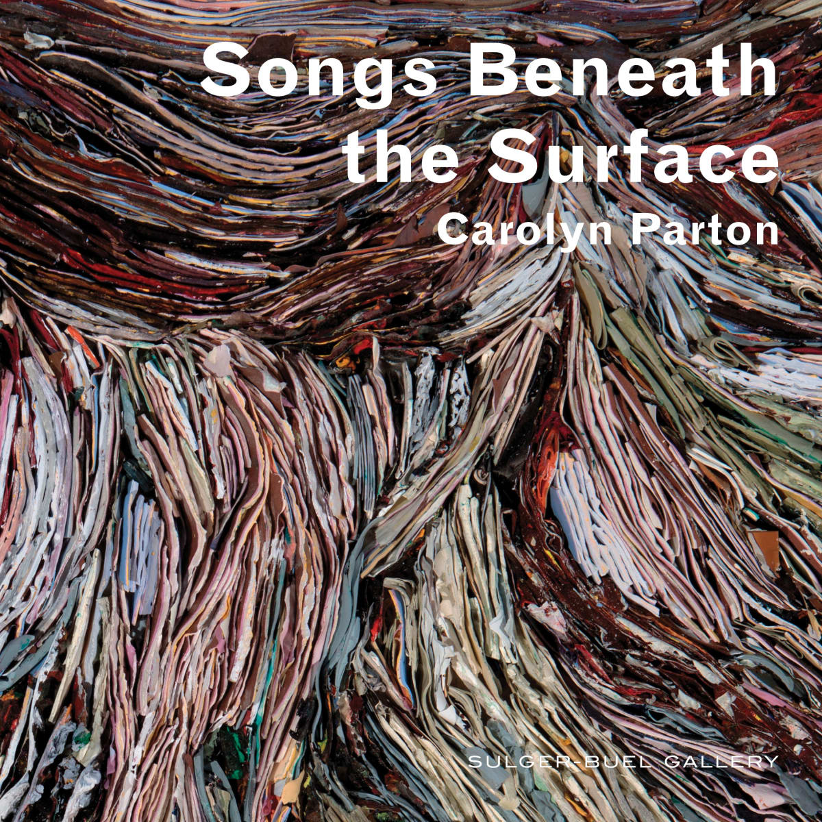 'Songs Beneath the Surface' Carolyn Parton