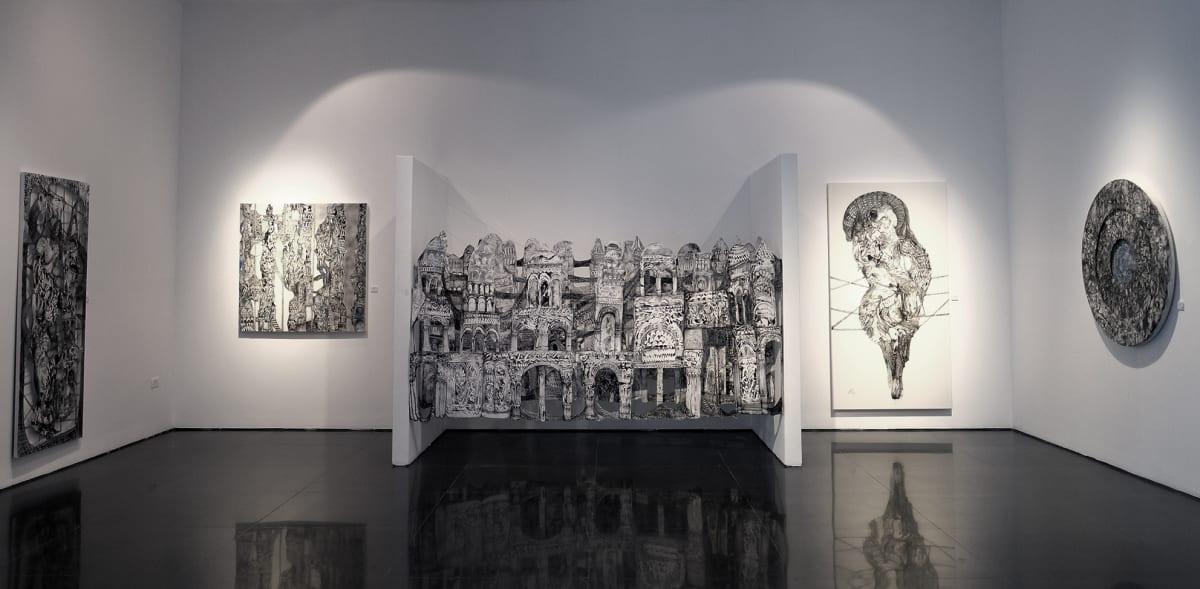 Kevork Murad Installation 2