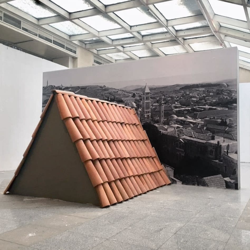 Eyes East Bound: , Hazem Harb Represents Palestine In the Cairo Biennale