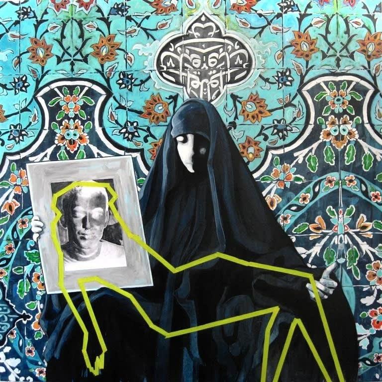 Zoom Art Fair , Adel El Siwi, Zakaria Ramhani, Ayad Alkadh