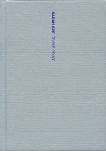 book cover of Sarah Sze Triple Point