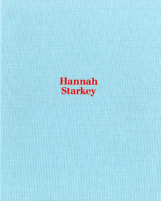 book cover of Hannah Starkey: Twenty-Nine Pictures