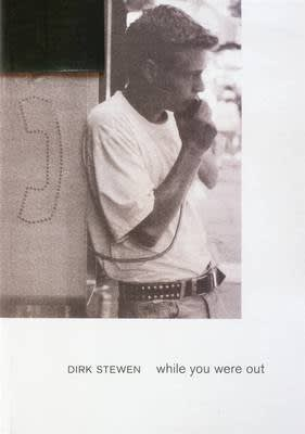 Book cover of while you were out