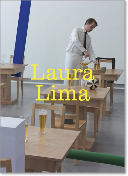book cover of Laura Lima