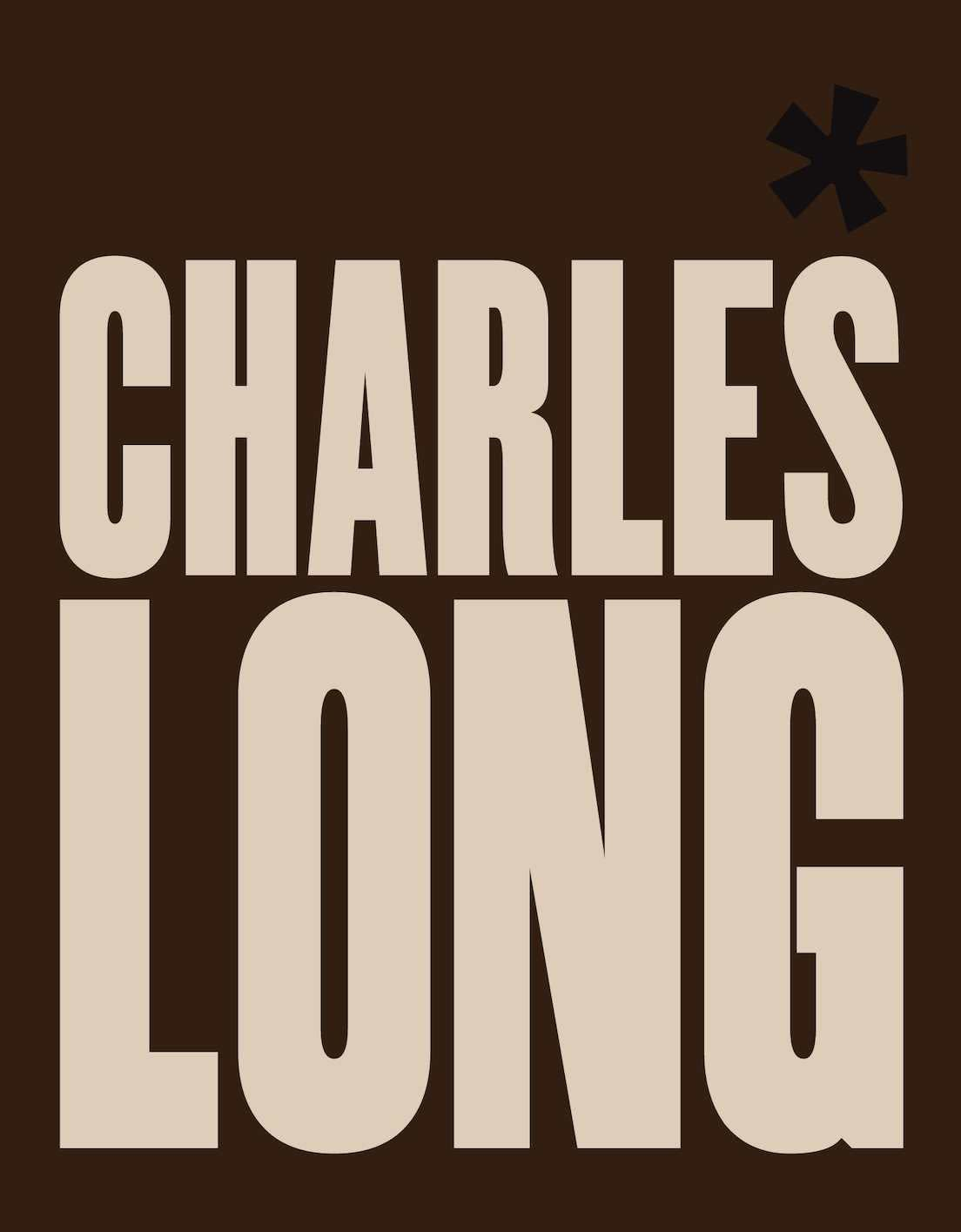 cover of Charles Long book
