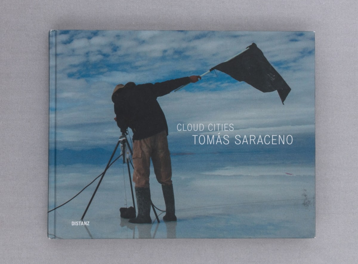 book cover of Tomas Saraceno: Cloud Cities