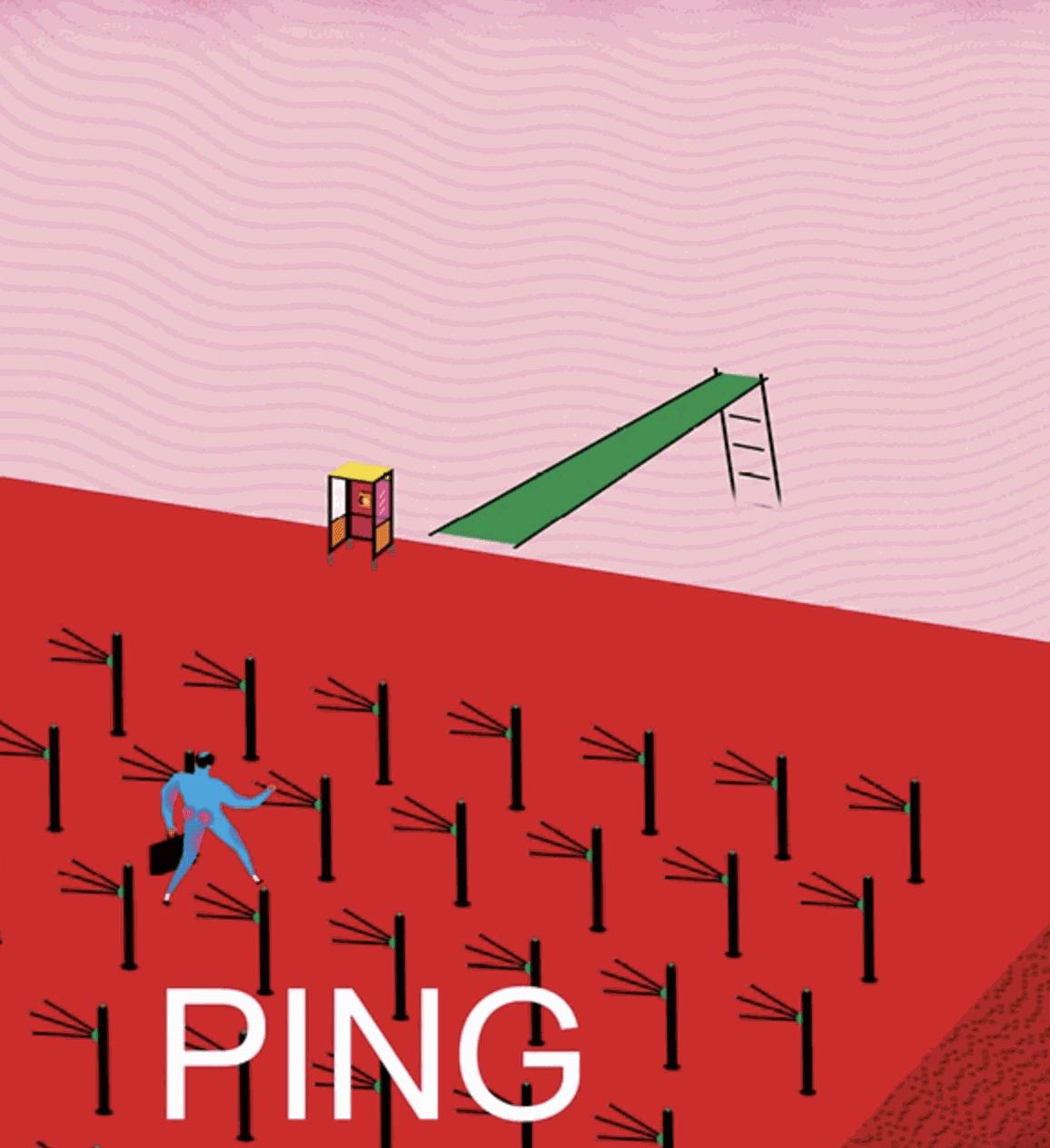 Wong Ping: Your Silent Neighbor