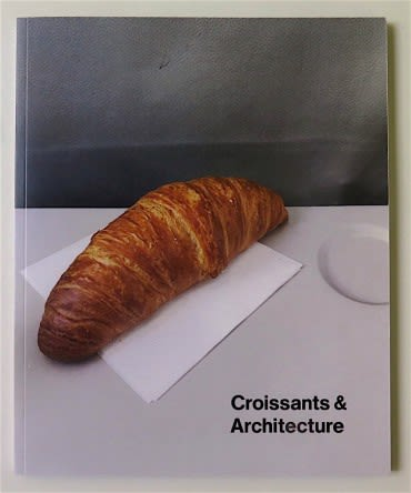 boook cover of Croissants & Architecture by Nicole Wermers
