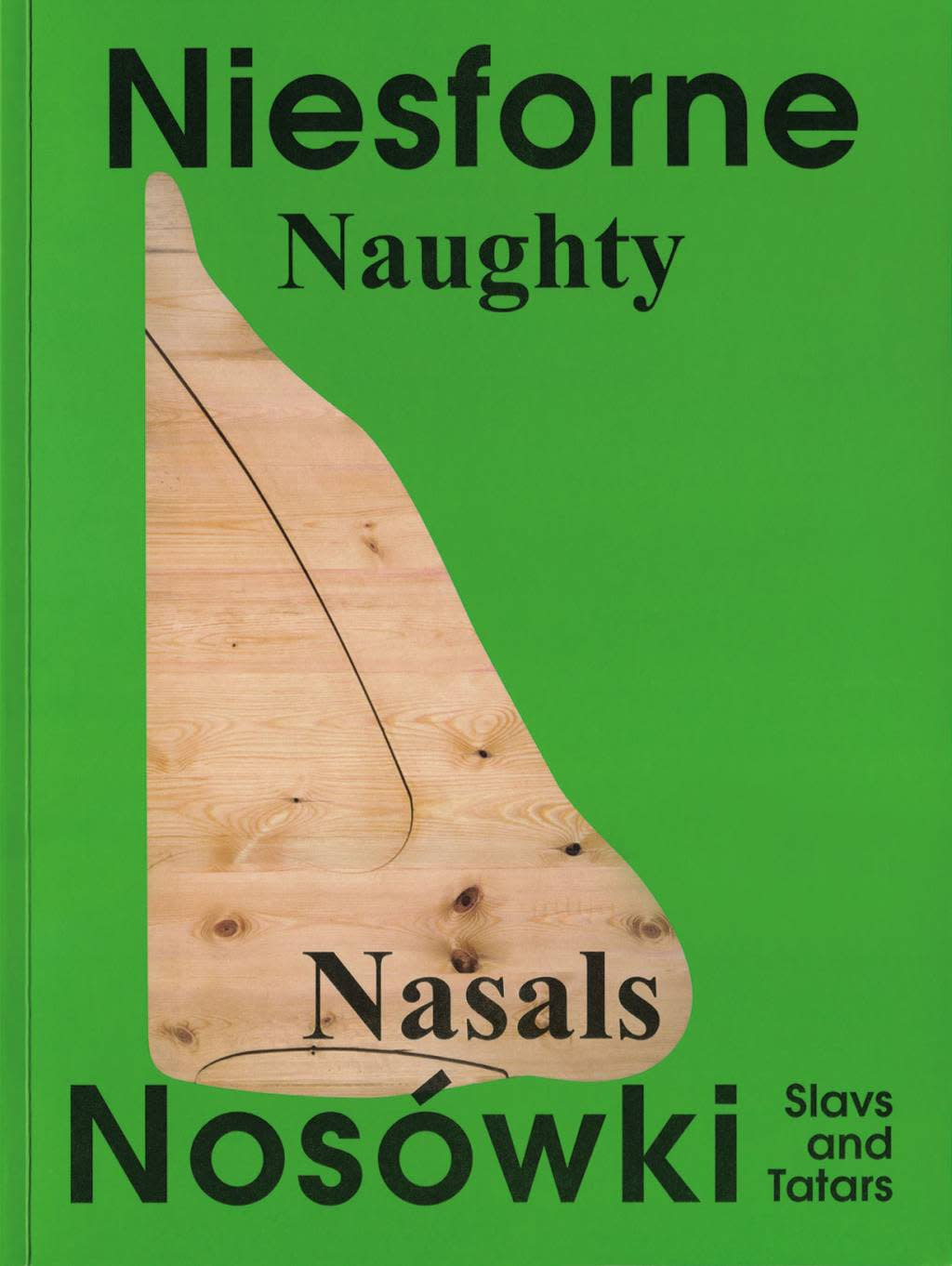 book cover of Naughty Nasals