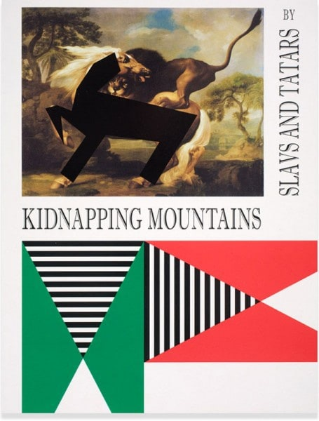Book cover of Kidnapping Mountains