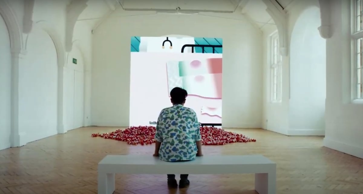 Wong Ping on his exhibition at Camden Arts Centre, 2019