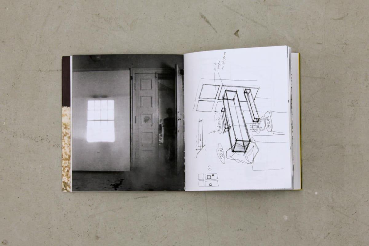 sketchbook work