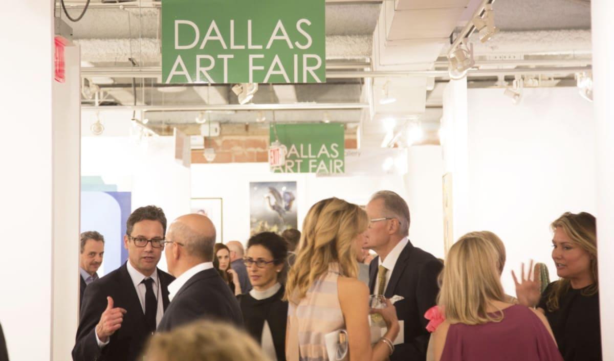 April 10, 2017 - Artsy Interviews Taymour Grahne about the 2017 Dallas Art Fair in What Sold at Dallas Art Fair