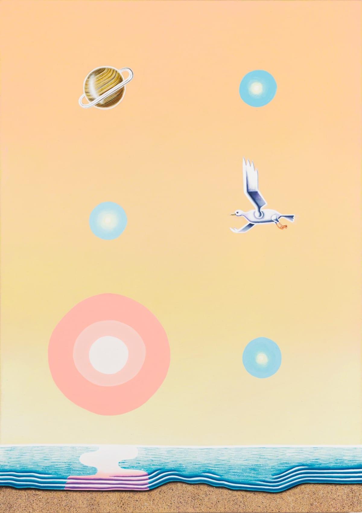 December 26, 2016 - BLOUIN ARTINFO HIGHLIGHTS MATTHEW F FISHER'S 'OBSERVABLE UNIVERSE'