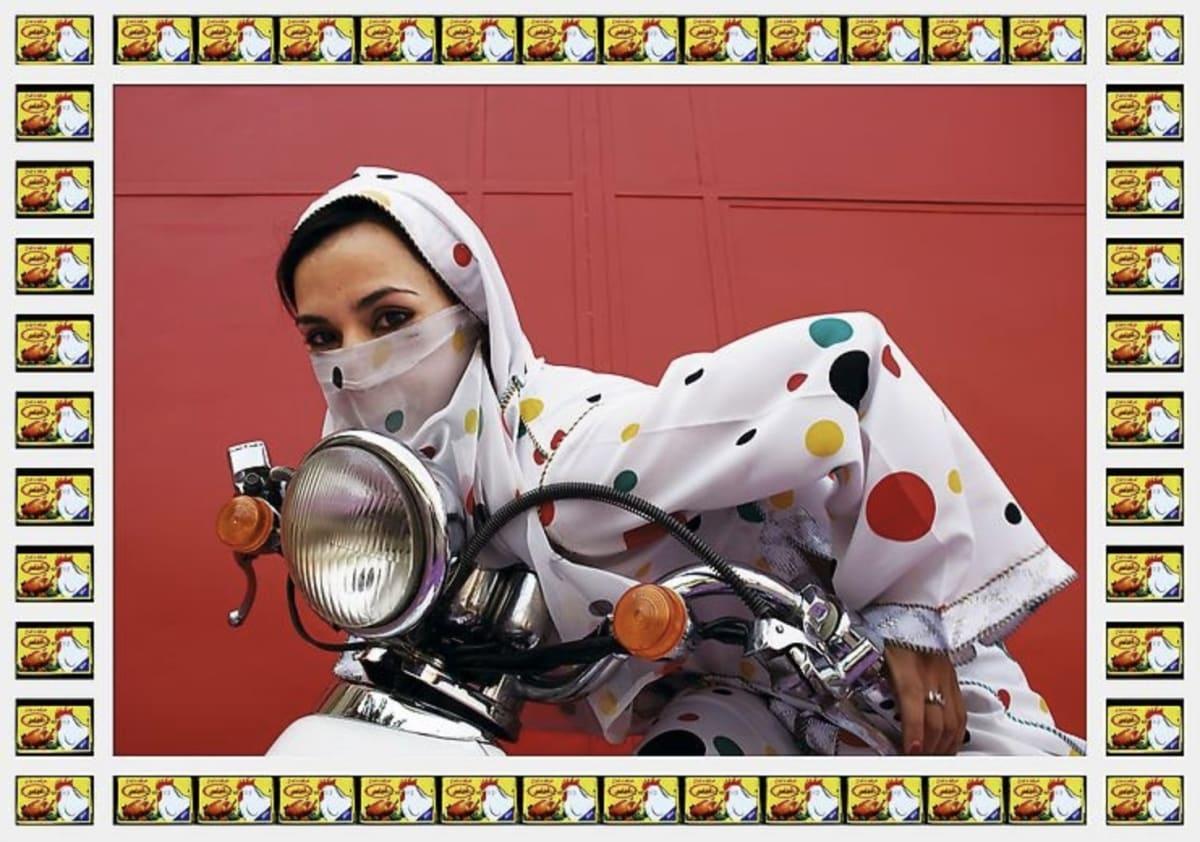 February 10, 2014 - Hassan Hajjaj Featured on Artinfo