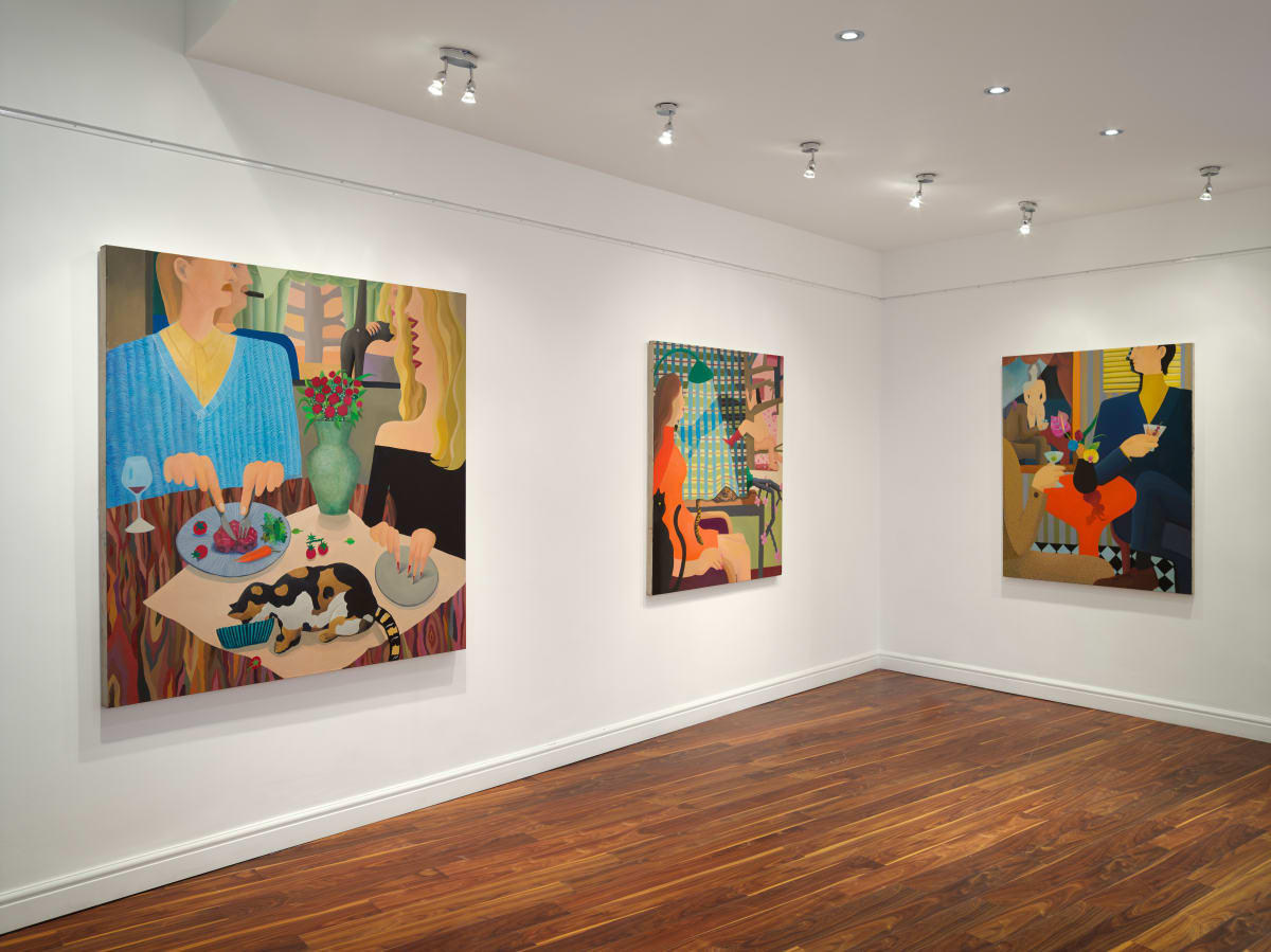 Installation view: Every Day Was Yesterday – GaHee Park. Courtesy of the artist and Taymour Grahne
