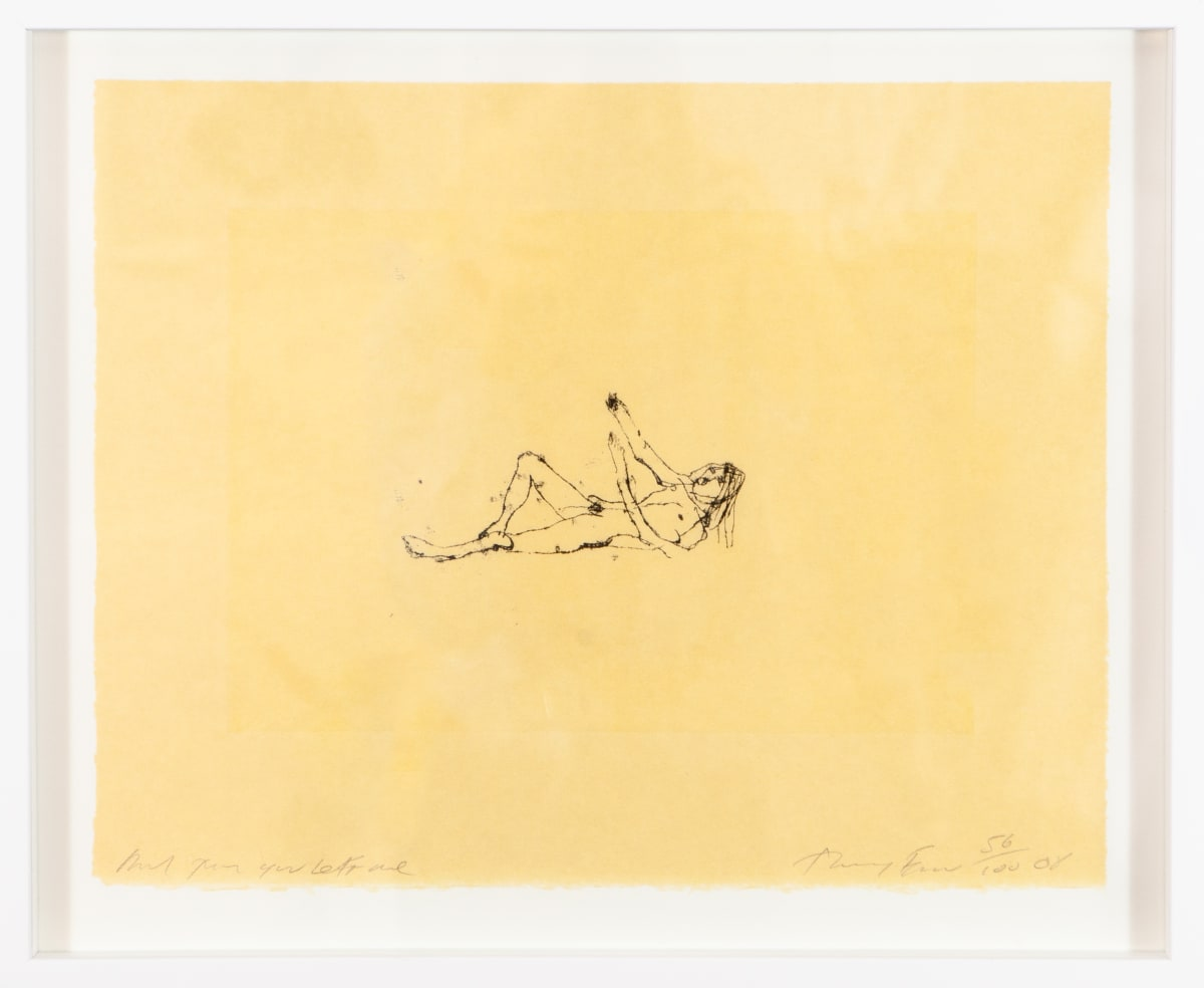 Tracey Emin, Then You Left Me