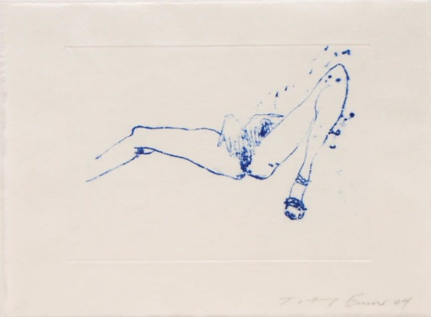 Tracey Emin, One Thousand Drawings, Suffer Love