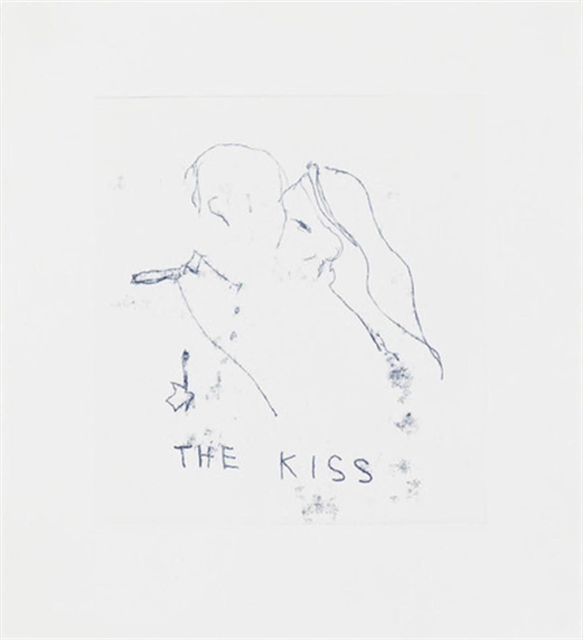 Tracey Emin, The Kiss