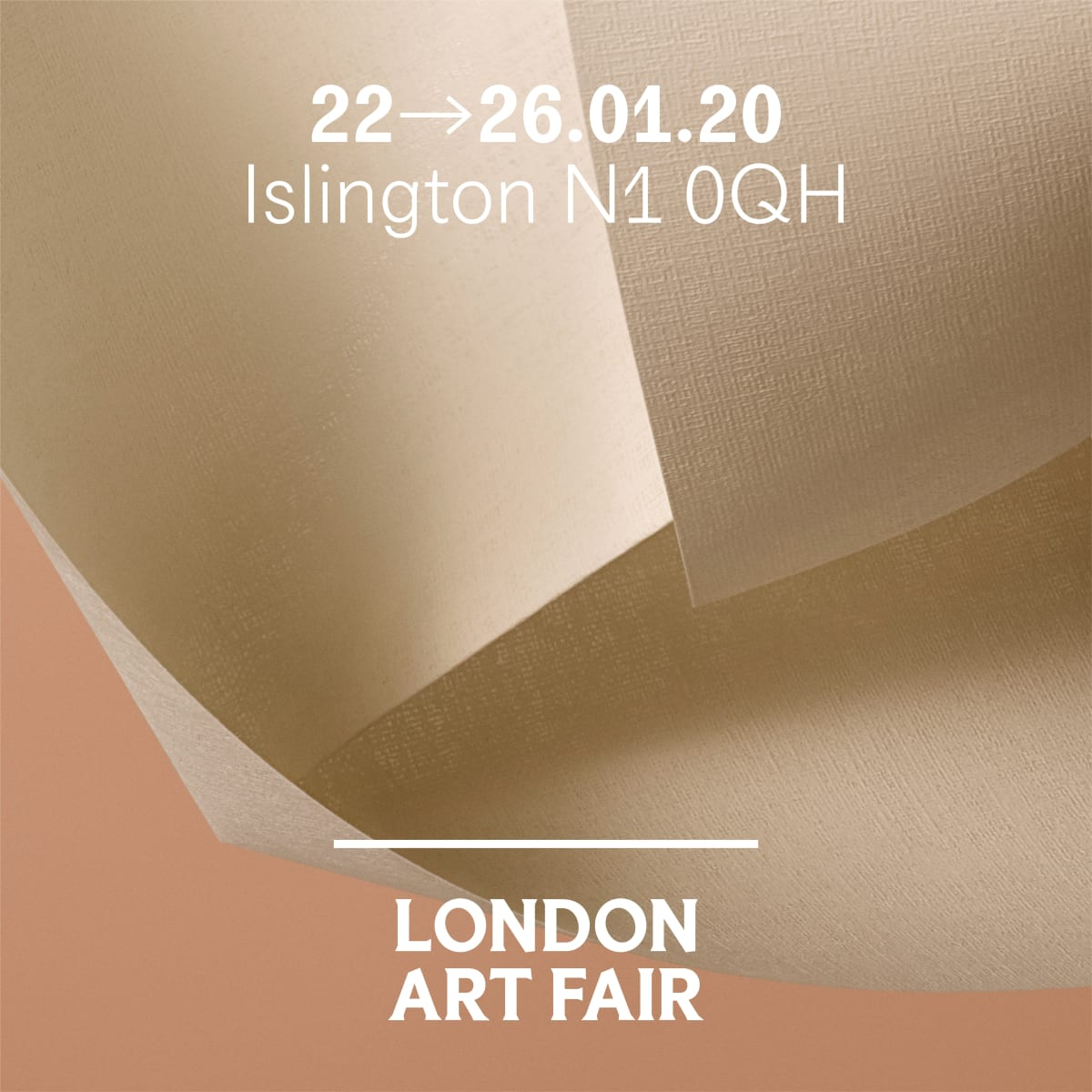 London Art Fair 2020, Islington