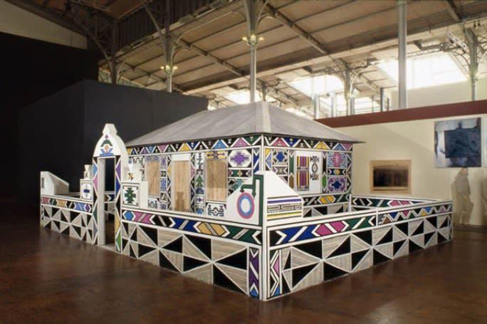Reinventing Tradition: Esther Mahlangu