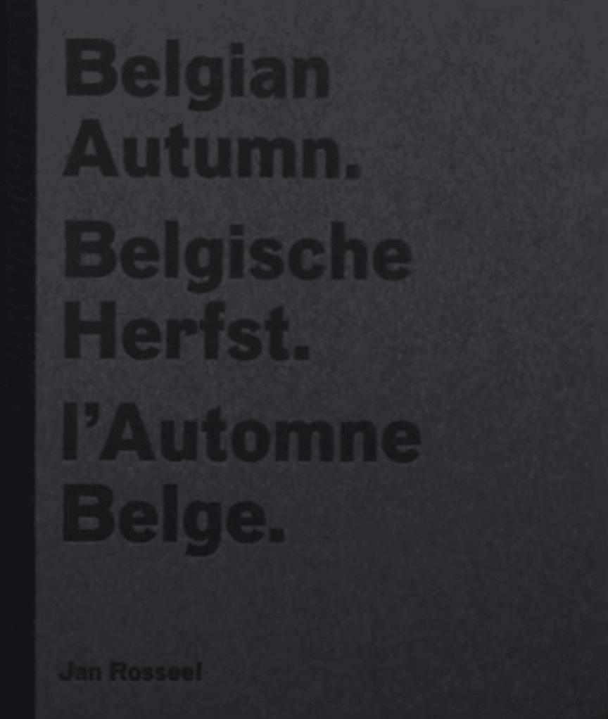 'Belgian Autumn'