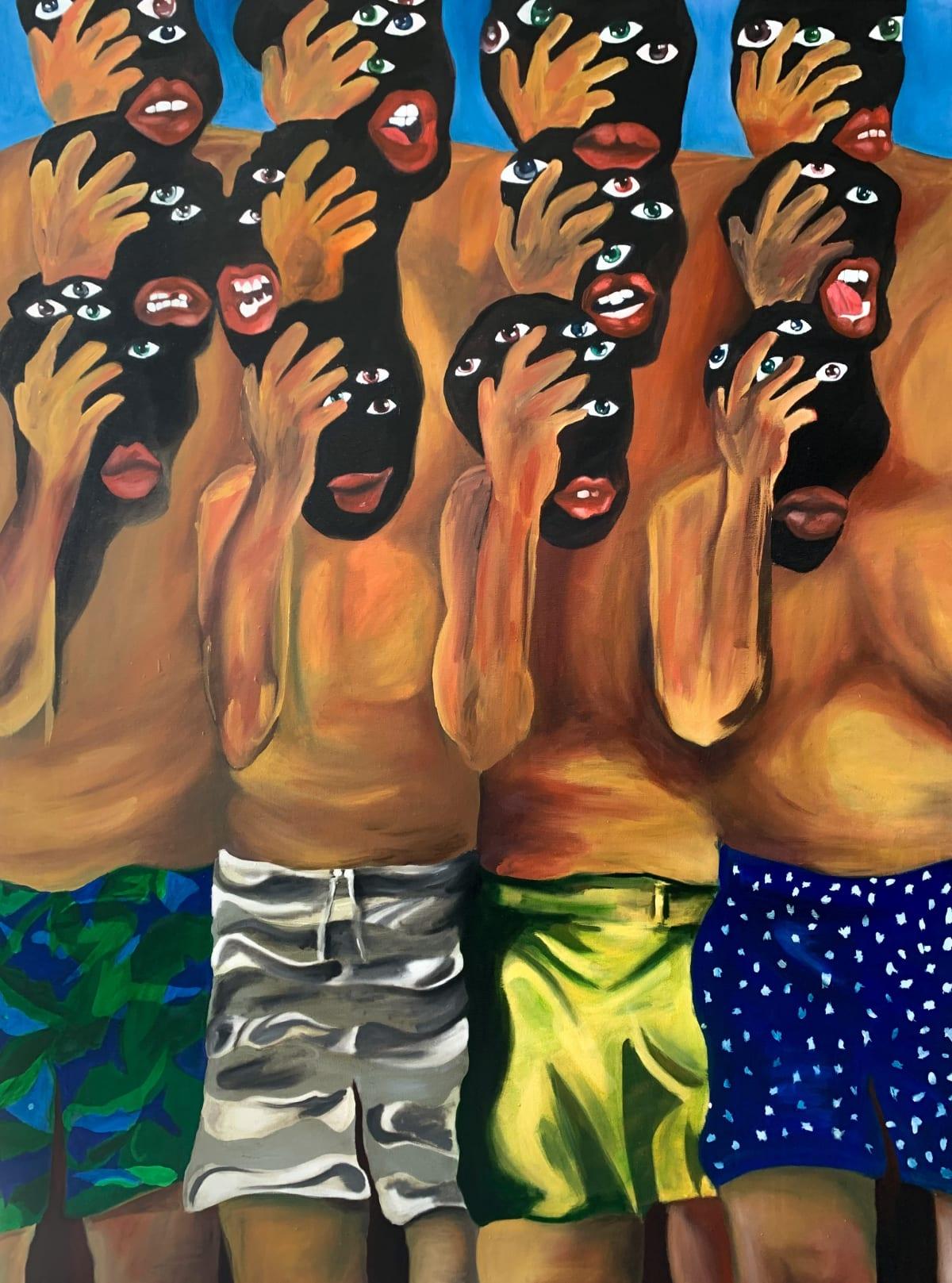 Lerato Motaung   Life is what happens, 2019