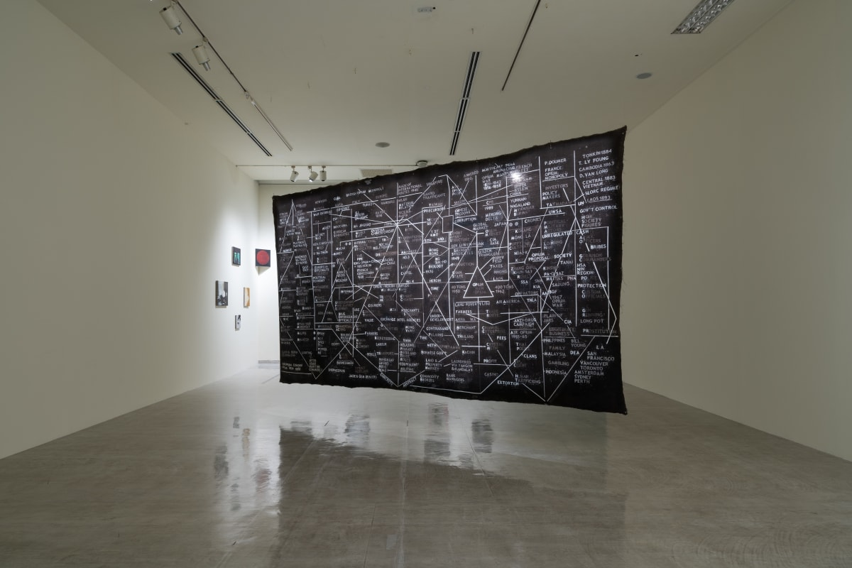 Asian Art Biennial 2019 — The Strangers from Beyond the Mountain and the Sea