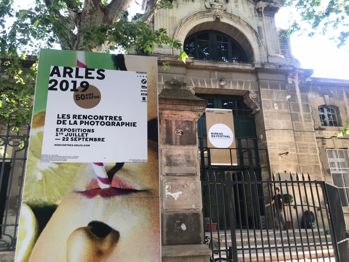 Rencontres de la photographie d'Arles 2019
