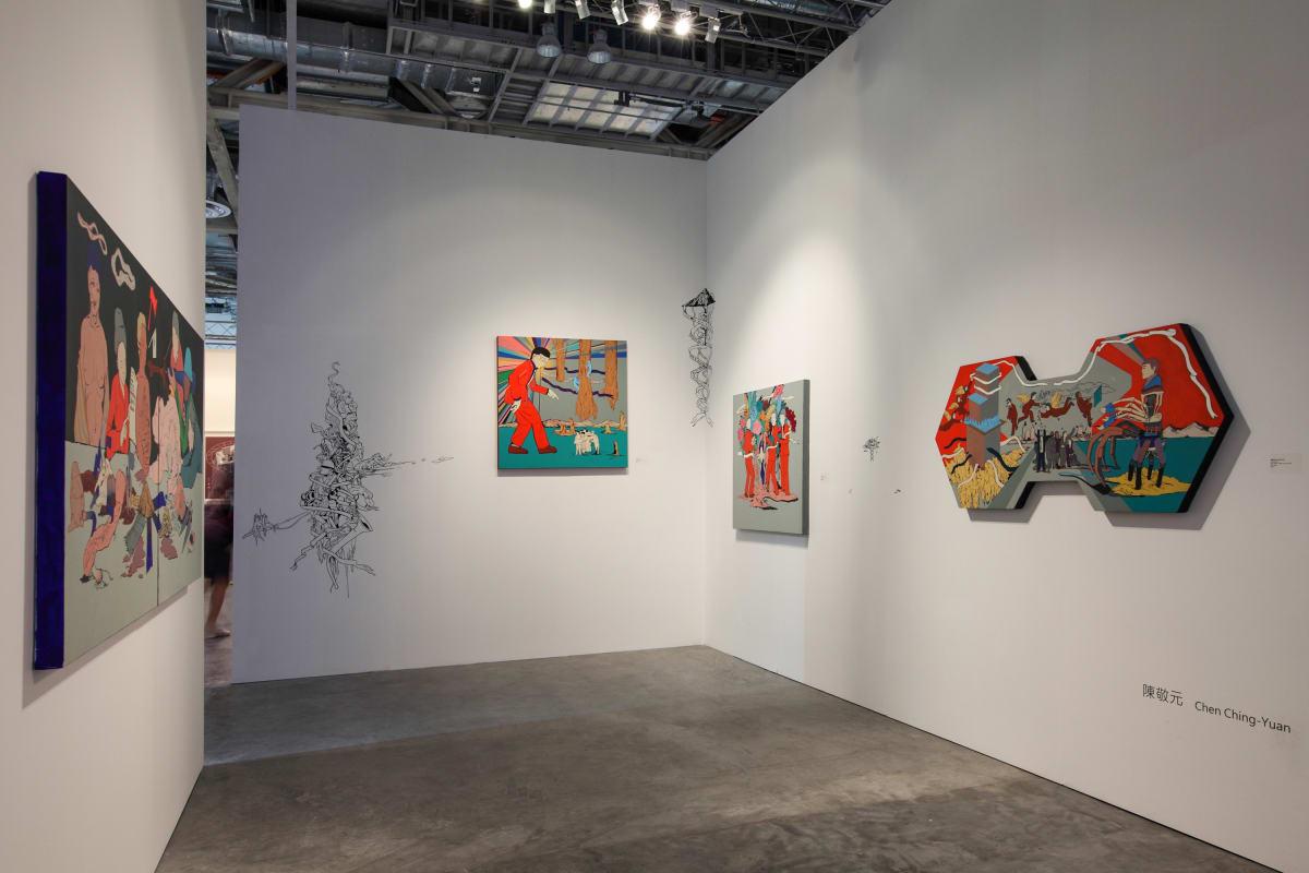 藝術登陸新加坡 2011