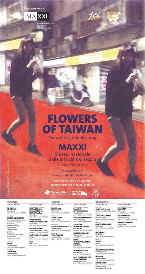2019 Asiatica Film Festival: Flower of Taiwan