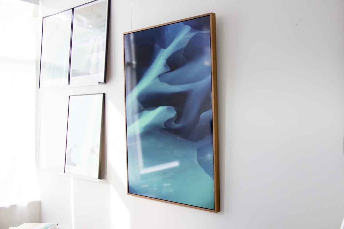 Blue II, 2017
