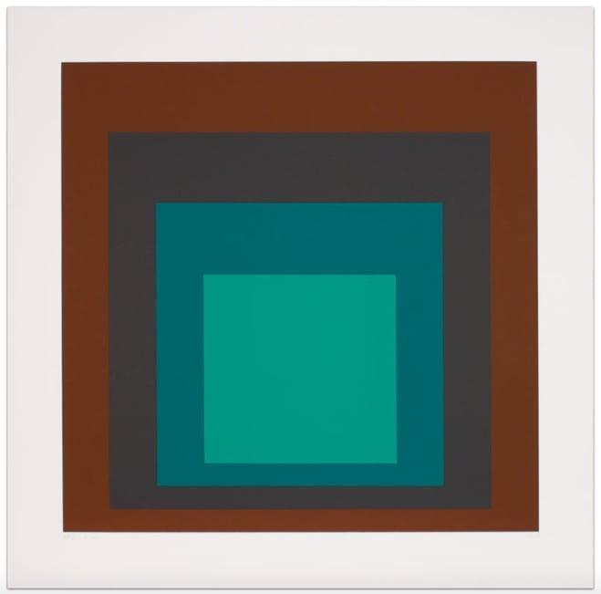 Josef Albers, SP I, 1967