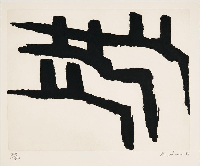Richard Serra, Eidid II, 1991